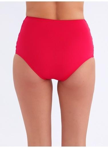 Ayyıldız Bikini Alt Kırmızı